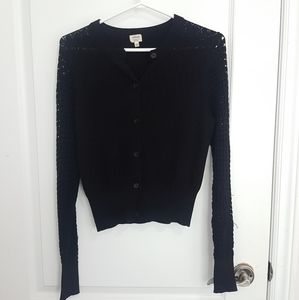 ARITZIA Wilfred knitted cardigan